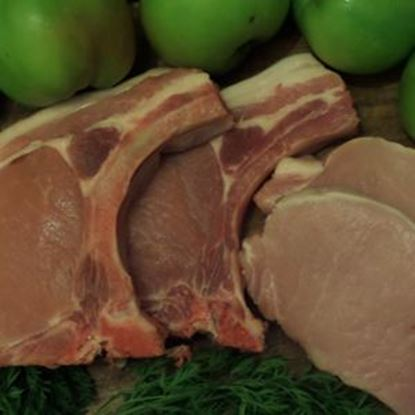 Picture of Pork Chops & Pork Steaks