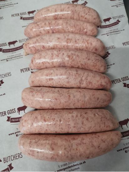 Picture of Traditional Pork Sausages x8